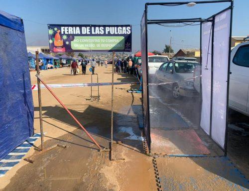 Feria de las pulgas frente a la pandemia