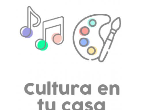 Cultura en tu casa