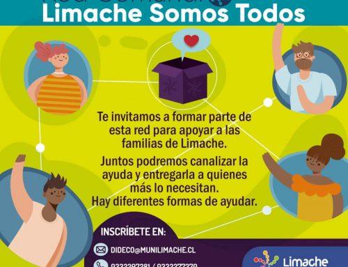 Red Comunal Limache somos todos