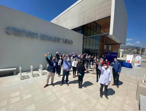 Servicio de Salud Viña del Mar Quillota culmina construcción de CESFAM de Limache Viejo y entrega el edificio al municipio.