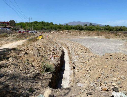 Comienzan obras de mejoramiento de conectividad en Lo Chaparro.