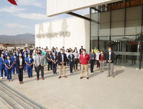 Cesfam de Limache recibe autorización sanitaria y abre sus puertas